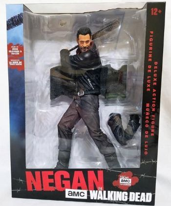 "McFarlane Toys Walking Dead TV Series Negan 10"" Figure"
